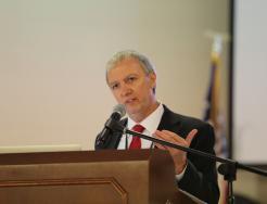 P-H-M Superintendent Dr. Jerry Thacker