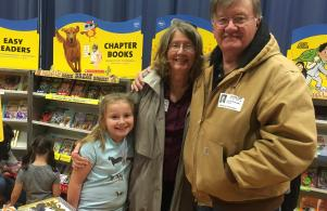 Family times and Book Fair